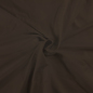 Preview: Organic ribbed fabrics - GOTS - coffee
