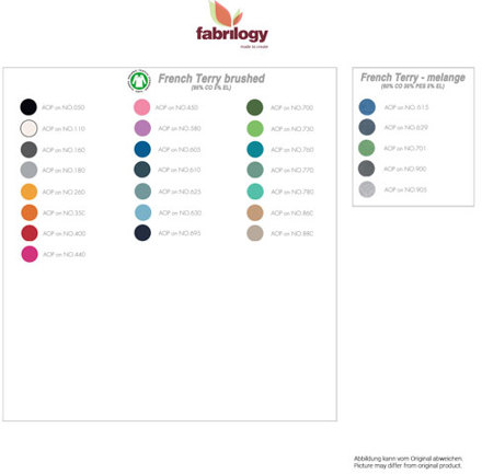 fabrilogy colorbook french_terry_brushed