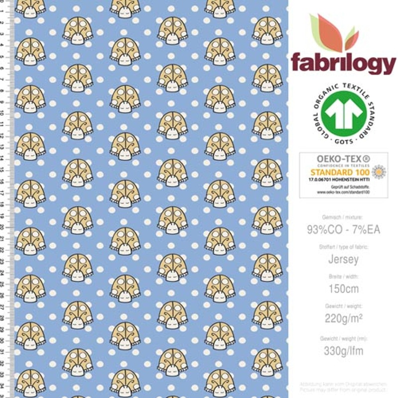 2042 fabrilogy gots forrest fairy ladybugs by birgit boley desig