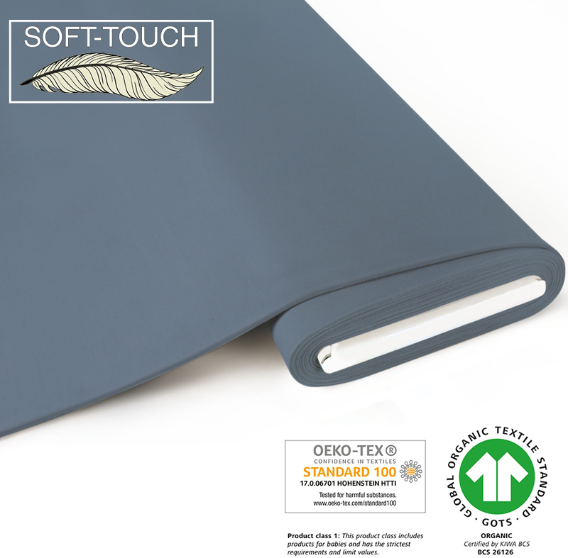 fabrilogy gots soft_touch coupon 620 denim