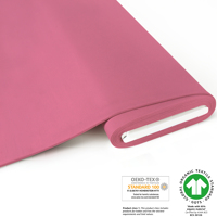 Organic Jersey - GOTS certified - bright-pink