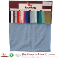 Samples - Organic Jersey (soft-touch)