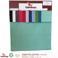Samples - Organic Interlock-Jersey
